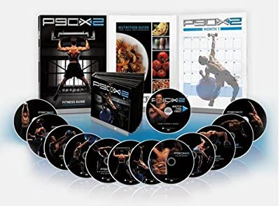 P90X2 DVD Workout - Base Kit by Beachbody