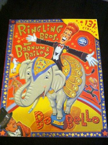 ringling-bros-barnum-bailey-souvenir-program-131st-circus-2001-bo-and-bello-131