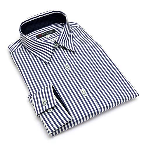 解く強調見る人ブリックハウス シャツ ブラウス 長袖 形態安定 レギュラー衿 ピマ綿100% レディース ウィメンズ BL018500CP14R4X-14