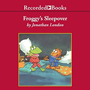 Froggy's Sleepover Audiobook