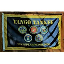 Tango Yankee Flag (Border)