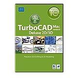 TurboCAD Mac Deluxe 2D/3D v8 [Download]