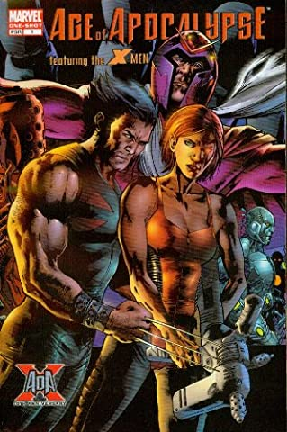 X-Men Age of Apocalypse One-Shot #1 (Marvel Comics) (Xmen Age Of Apocalypse Complete)