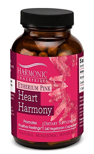 Harmonic Innerprizes Etherium Pink Capsules, 240 Count