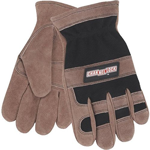 CHANNELLOCK Products 701789 Split Leather Glove Extra Large
