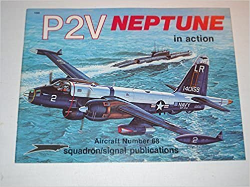 P2V Neptune in action - Aircraft No. 68