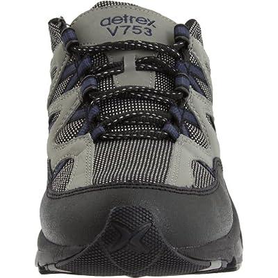 Apex Men's Sierra Trail Runner Grey Hiking Shoe | Trail Running