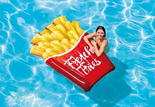 Intex French Fries Float