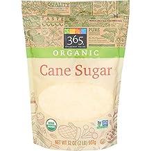 365 Everyday Value Organic Cane Sugar, 2 Pound