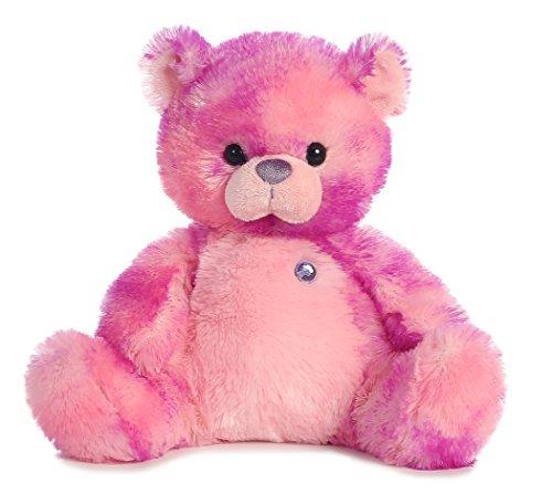 Aurora World Candy Confettis Bear Plush, Berry Drop, Medium