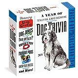 Dog Trivia Page-A-Day Calendar 2019