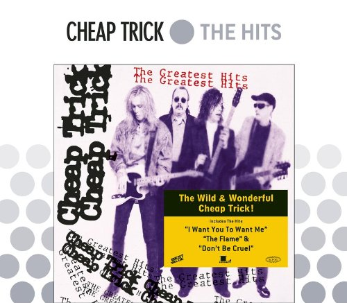 CD : Cheap Trick - Greatest Hits (CD)