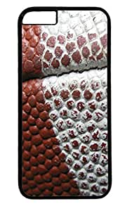 American Football PC Black Case for Masterpiece Limited Design iphone 6 by Cases & Mousepads