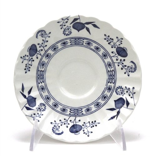 Blue Nordic by Meakin, J & G, China Saucer