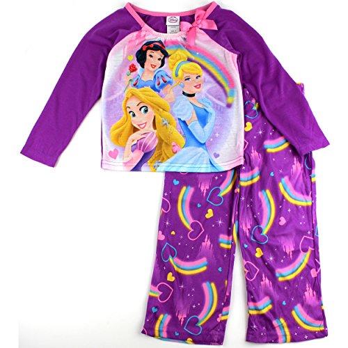 Disney Princess Sleeve Pajamas Little
