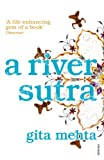 Front cover for the book A River Sutra by Gita Mehta