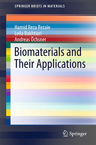 Download Biomaterials and Their Applications (SpringerBriefs in Materials) Pdf