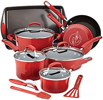 Rachael Ray 14626 14-Pc. Cookware Set