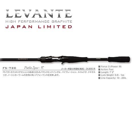 Amazon com : Megabus (Megabass) LEVANTE (Levante) JAPAN LTD
