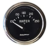 Auto Meter 201015 Cobra Electric Water Temperature Gauge