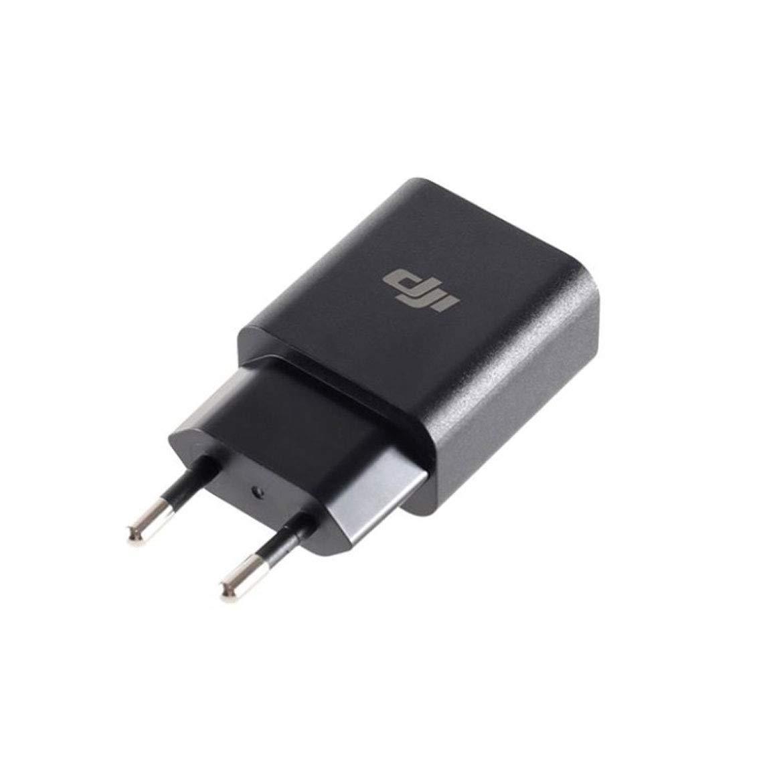 DJI Osmo - Adaptador de Corriente USB (10 W, sin retirar Las baterí as) Color Negro sin retirar Las baterías) Color Negro DJ1052