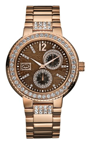 Marc Ecko Men's E16073G1 Rose-Gold Bracelet Watch