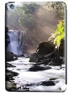 Apple iPad Mini Case,iPad Mini Cases - Nei Dong Waterfall PC Custom iPad Mini Case Cover for iPad Mini