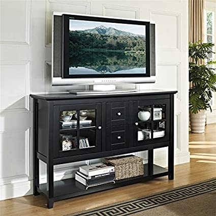 Classic Tall Tv Cabinet With Doors Ideas