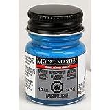 Testor Corp. MM 1/2oz Bright light blue (G)