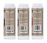 Fromonda Top Seller Variety Pack of Talc Free Body Powder - All Natural Dry Deodorant For Men & Women - Athletic Dusting Powder – Vegan - 5 OZ - 3 Pack