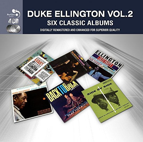 6  Classic Albums - Duke Ellington by Real Gone Jazz