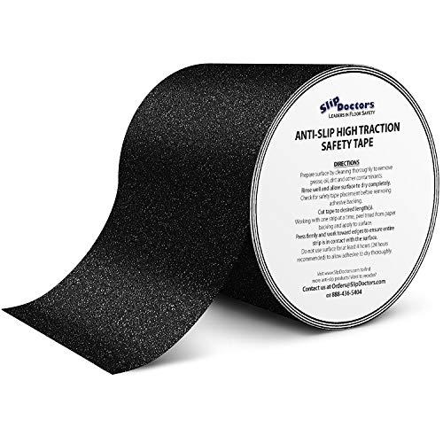 SlipDoctors Outdoor Black Anti-Slip