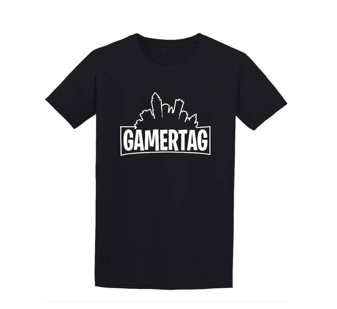 Personalized GAMERTAG Fortnite Inspired - PUBG, Gamer, Geek, Gift for Gamers, Battlegrounds, Fortnight Battle Royale, Cosplay, Costume
