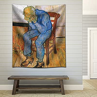 Created By a Professional Artist, Marvelous Expertise, at Eternity's Gate by Vincent Van Gogh
