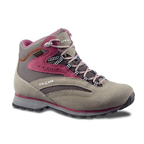 Beige Women's Beige 2 Grey Shoes Trezeta Hiking UK c06qBag