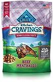 Blue Buffalo Kitchen Cravings Beef Meatball Dog Treats 6-Oz Larger Image