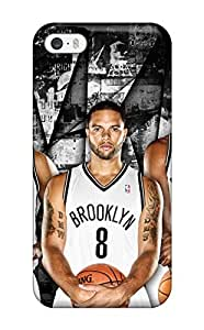 Hot Tpye Brooklyn Nets Nba Basketball (6) Case Cover For For ipod Touch 4