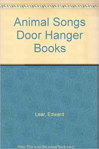 Read online Animal Songs (Door Hanger Book) PDF, azw (Kindle), ePub