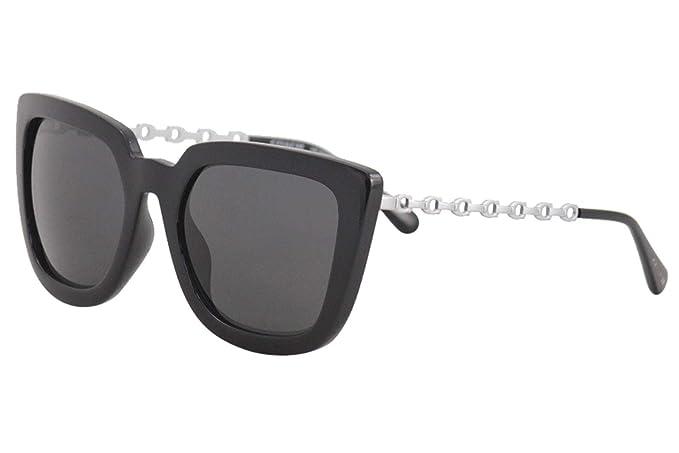 0886f602b069 Coach HC 8258U BLACK/GREY women Sunglasses: Amazon.ca: Clothing ...