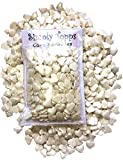 White Glimmer Sugar Heart Sprinkles 25g Cake & Cupcake Decorations