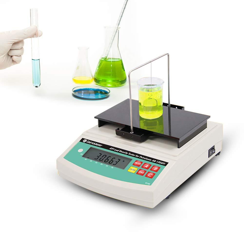 Liquid Density Meter 300g Density Meters for Liquid 110 V Liquid Density Tester 4.5KG Density Testing Equipment