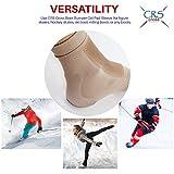 Boot Bumper Gel Pad Sleeve - Padded Skate Sock for