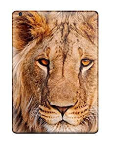 New Ipad Air Case Cover Casing(lion)