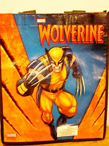 - Marvel Wolverine Trick or Treat Bag