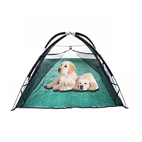Large Outdoor Indoor Happy Mosquito Habitat for Cats Dog Pet Play House portable exercise Tent