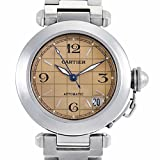 Cartier Pasha automatic-self-wind mens Watch (Certified Pre-owned)