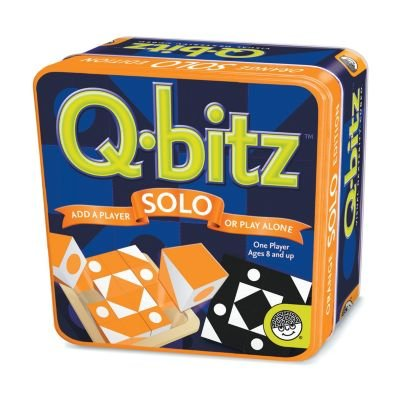 MindWare Q-bitz Solo: Orange Game]()