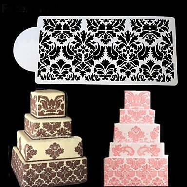 DY2DY Cake Molds Everyday Use Plastics Baking Tool
