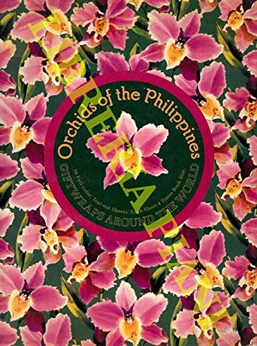 Giftwraps Around the World: Orchids of the Philippines ()