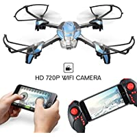 KAI DENG K80 FPV RC Drone with Camera live video, Kids Drones for Beginner & Kids